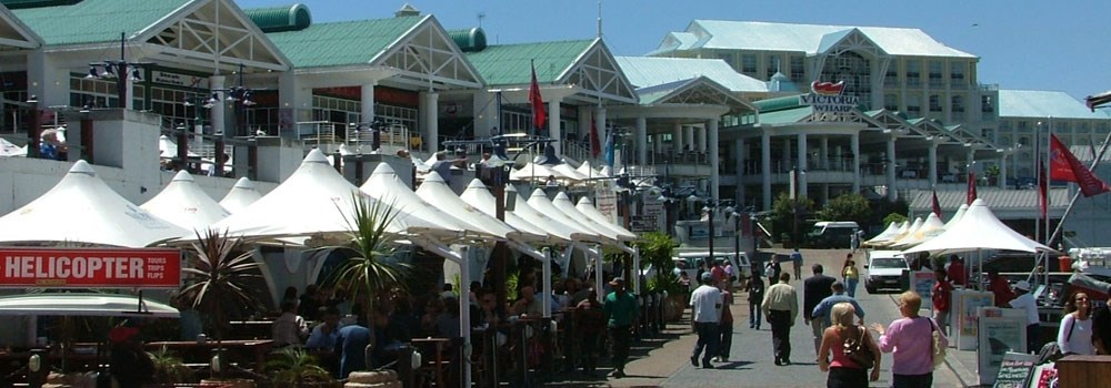 Day 12 - Leisure day at V&ampA Waterfront
