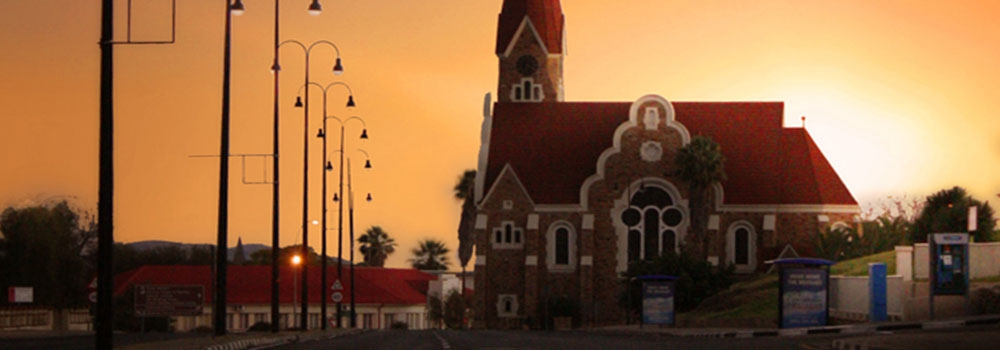 Day 10 - Windhoek